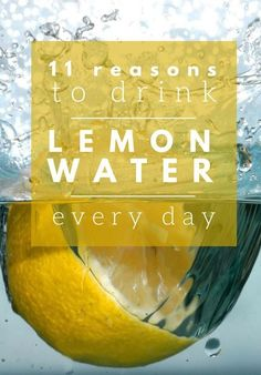 Drinking lemon water has many health benefits, but for me, the most important is how it helps flush out my liver, which is the body's filter. By flushing your liver, it gives it the opportunity to work at an optimal level to remove toxins. Other benefits include proper kidney and digestive tract function. Just do... Read more »
