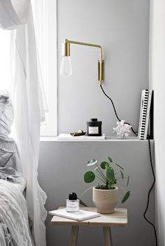Bedroom updates: getting organised with IKEA PAX wardrobes - Wohnidee by WOONIO, Bedroom Update. Home Bedroom, Bedroom Decor, Bedroom Photos, Scandi Bedroom, Bedrooms, Master Bedroom, Ikea Pax Wardrobe, Ideas Hogar, My New Room