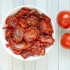 We are headed to our local farmers market now! Thanks for the inspiration these look amazing!  #Repost @1millionwomen  We have an #awesome #recipe for dried #tomatoes on our blog! Head to the link in our bio to find out how you can make these #delicious bites here! . . . . #healthy #healthyfood #healthyeating #yummy #climate #makeAdifference #worldimpact #cleaneating #sustainability #farmersmarket Re-post by Hold With Hope