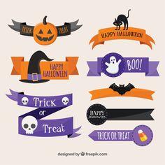 prints for Halloween Halloween Logo, Casa Halloween, Halloween Ribbon, Halloween Labels, Halloween Poster, Halloween Clipart, Halloween Drawings, Halloween Patterns, Halloween Stickers