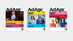 Advertising is changing rapidly–and so, too, is <em>Ad Age</em>, with a new identity by Original Champions of Design.