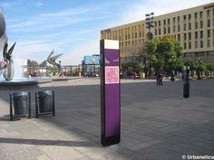 Guadalajara, México | Urban Signage and Wayfinding | Señalética y Autoguía Urbana | urbanetica.com