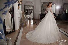 Soprano Wedding Dress by Atelier Ivoire! www.atelierivoire.bg