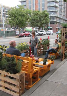 Founded in 2005 by landscape architect John Bela, ASLA, a founding principal of Rebar, PARK(ing) Day is September 18 this year. PARK(ing) Day is a global, open-source phenomenon in which landscape ...
