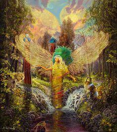 Archangel Haniel - Steve Roberts
