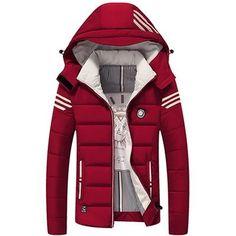 cd4721e7e757 2019 New Male Jacket Parka Men Hot Sale Quality Autumn Winter Warm Outwear  Brand Slim Mens Coats Casual Hooded Jackets Men M 5XL