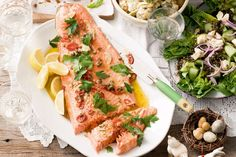 Traditionally, fish has been the dish of choice at Friday's family meal. Here are a few ways with fish that we just love.