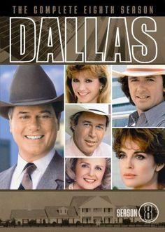 DALLAS - SAISON 8 en DVD - NEUF