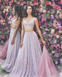 Indian Lehenga, Indian Gowns, Indian Attire, Lehenga Choli, Lehenga Blouse, Indian Wedding Lehenga, Floral Lehenga, Bollywood Lehenga, Blue Lehenga