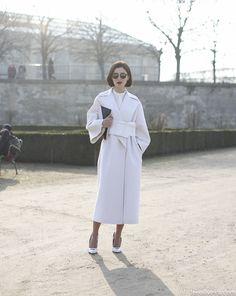 STREET STYLE: Lee Oliveira - #Paris #streetstyle #fashion