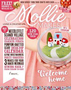 Mollie Makes #61 por Mollie Makes - issuu
