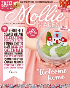 Mollie Makes #61 by Mollie Makes