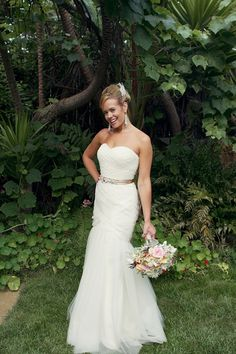 Stunning bride (Images by Melissa Fuller Photography)