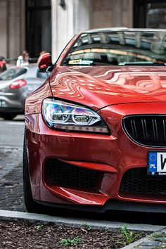 Drive Slow Homie — supercars-photography: BMW M6 #BMW #Rvinyl
