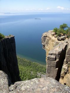 photo parc provincial sleeping giant canada