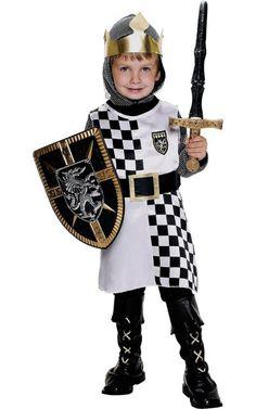 Toddler Boys Knight Costume    Price:$29.99