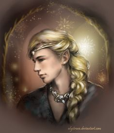 Finrod by Alystraea