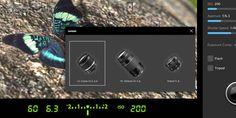 CameraSim Pro