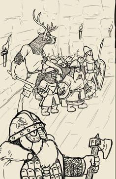 The army of the powerful lament, a dwarven civilization that have conquered most part of the world in an endless war with a demon king with an unending army of goblins and undead. Hey guys, I am gonna do commissions, if you are interested text me :D: dwarffortress Dwarf Fortress, Demon King, Text Me, Image Macro, Archetypes, Goblin, Civilization, Army, Sketches