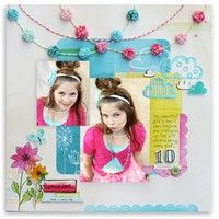 A Project by suzyplant from our Scrapbooking Gallery originally submitted 03/30/12 at 03:47 PM