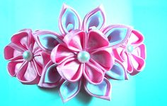 lovely headband for your lovely daughter made of semi satin see more on www.w-coolflanel.com