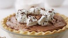French Silk Chocolate Pie by Pillsbury