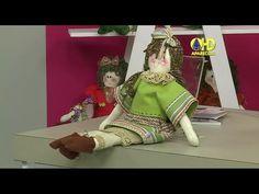 Vida com Arte | Boneca Valentina por Joana Spera - 06 de Junho de 2015 - YouTube