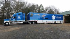 See the new Nationwide hauler for Dale Earnhardt Jr.'s No. 88 Chevy - http://www.pitstoppost.com/see-the-new-nationwide-hauler-for-dale-earnhardt-jr-s-no-88-chevy/