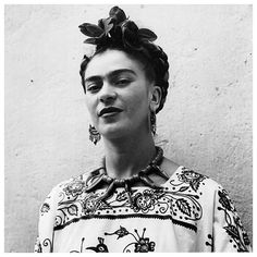 """something to think about thanks to __nitch Frida Kahlo // """"I am my own muse. I am the subject I know best. The subject I want to know better."""" Filed under: to CONSIDER __nitch to CONSIDER __nitch docenoon InspirePossibility CreateOpportunity CultureOfPossibility EnthusiasmForOpportunity Art Film Technology Fashion Music News Business Politics Anything Everything BusinessAndInnovation ThoughtLeaders ForYourConsideration"""