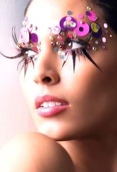Cool make-up idea