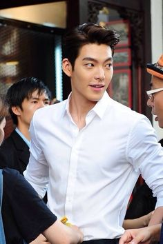 Kim Woo Bin - I don't know what it is about him.. but yummm