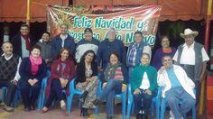 Integrantes del Consejo Ciudadano del Ecomuseo como Comunidad Educadora de Ixtlán del Río, Nayarit.