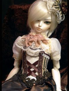 [commission] outfit for miss mary ann - Lelahel ~ clothes & accessories for your dolls ~