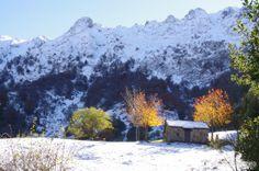 La sierra de Príes, una de las paredes del circo de Brañagallones. Link: http://www.loasturiano.com/imagen-branagallones-preciosa-imagen-en-branagallones-3529