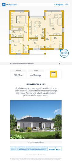 Grundriss Terra 107 Planos de casas - House Floor plans - offene kuche wohnzimmer grundriss