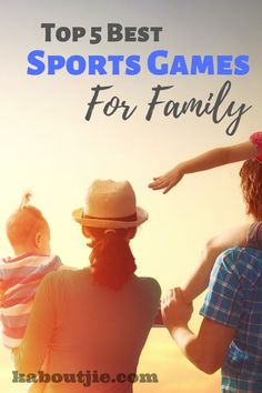 Sports is one of the ways you can enjoy time with your family. There are numerous games that you can play with your family. Family Family, Your Family, Family Games, Parent Resources, Sports Games, Raising Kids, Child Development, Childcare, Parenting Hacks