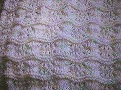 PDF Knitting Pattern Sweet Dreams Knit Baby by PoshKnitStore