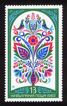 PA Dutch folk art is my favorite!