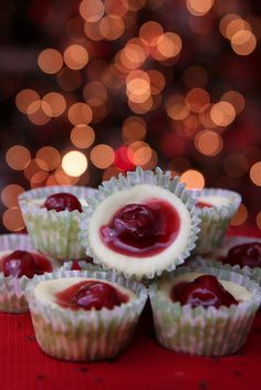 Mini Cheesecakes December11 335 by TheBurghBaby, via Flickr