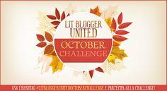 Leggere Romanticamente e Fantasy: LitBloggerUnited OCTOBER CHALLENGE