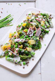 Lunch Recipes, Summer Recipes, Salad Recipes, Cooking Recipes, Healthy Salads, Healthy Eating, Healthy Recipes, Healthy Lunches, Waldorf Salat