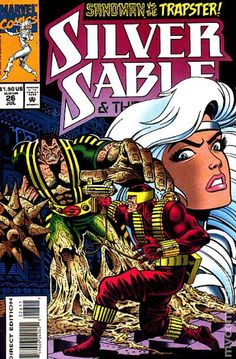 Silver Sable and the Wild Pack (1992) 26