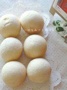 「ふわふわ♪はちみつ白パン。」ChococoHS | お菓子・パンのレシピや作り方【corecle*コレクル】