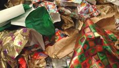 23 Ideas For Recycling Used Wrapping Paper