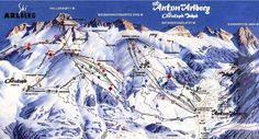 Feb 2-6, 1983 Snowed the whole time. Skied waist deep powder of Arlberg and watched the Men's downhill on the St Anton Kandahar course on Valuga. (http://data.fis-ski.com/dynamic/results.html?sector=AL&raceid=9115) and the Slalom on Sunday.