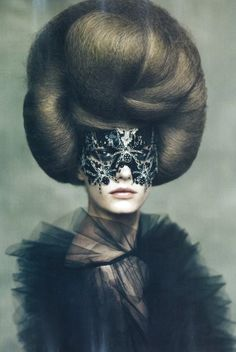 Sigrid Agren in Vogue Italia by Paolo Roversi