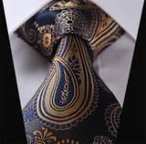 Quiet Storm Paisley Tie and Handkerchief Add a new pattern and splash of color to your look with this paisley tie from Sophgent. Silk Handmade Includes: Tie and Pocket Square Width: Classic Men, Polka Dot Tie, Paisley Tie, Cufflink Set, Tie And Pocket Square, Pocket Squares, Wedding Ties, Tie Set, Men Style Tips