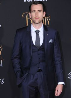 Harry Potteractor Matthew Lewis got a personal invite to the Beauty and the Beast premiere.  Lewis,27, said Emma Watson invited him along with a handful of other Harry Potter stars to theworld premiere of the live-action Disney remake in Los Angeles on Thursday — and the actor jumped at the chance