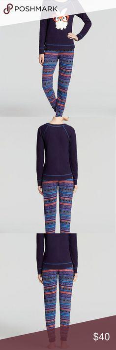 NWT KENSIE PJ SET Design as Shown New Cuffed Ankles Kensie Intimates & Sleepwear Pajamas