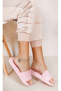 Melissa Beach Slide Rosa Fashion Closet - fashioncloset-mobile